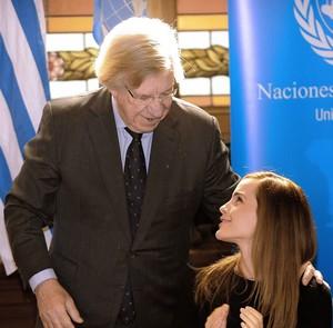 UN Nations Uruguay Parliament Visit