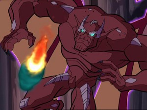 Valtor's Demon Form
