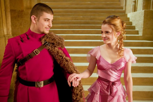 Victor and Hermione
