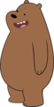 We Bare Bears' Grizzly
