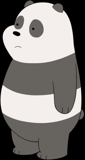 We Bare Bears' Panda