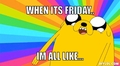 When It's Friday..... - adventure-time-with-finn-and-jake photo