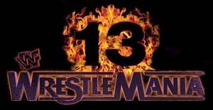Wrestlemania 13 Logo 2