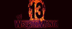 Wrestlemania 13 Logo 3