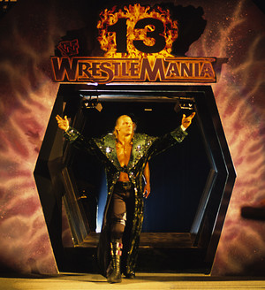 Wrestlemania 13 Triple H