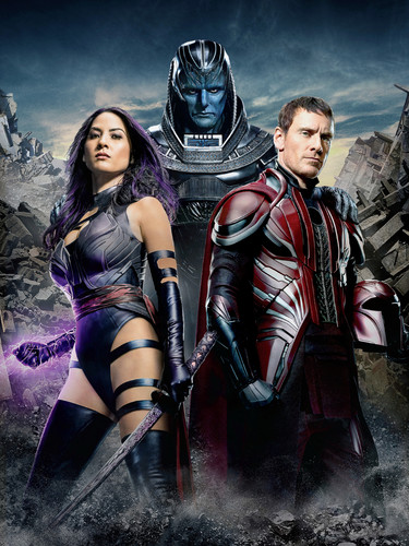 X Men Apocalypse 2016 Wallpaper Possibly With A Diving Suit Titled