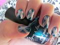 X-men Nail art pt. 32 - x-men fan art
