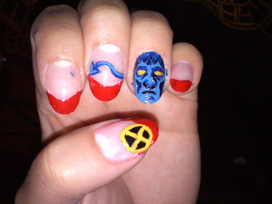 X Men Imgenes X Men Nail Art Pt 9 Hd Fondo De Pantalla And