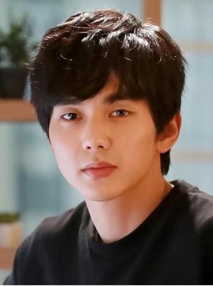 Yoo SeungHo for 'Imaginary Cat'