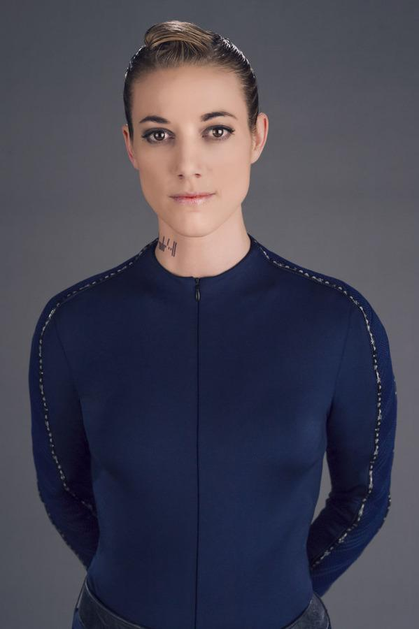 Zoe Palmer Android Dark Matter Dark Matter T V Series Syfy Photo 39012388 Fanpop