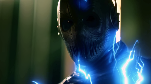 The Flash (CW) Hintergrund called Zoom is here