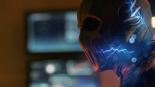 The Flash (CW) wallpaper titled Zoom is here