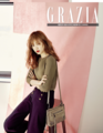 a pink son naeun grazia magazine november 2015 photoshoot  1  - korea-girls-group-a-pink photo