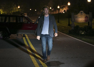 alaric on the road the vampire diaries