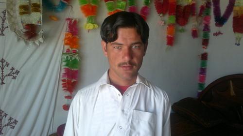 Shahid Afridi fond d'écran called asim tanha