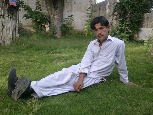 Shahid Afridi fond d'écran titled asim tanha