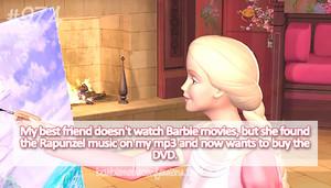 バービー confessions
