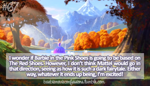 búp bê barbie confessions