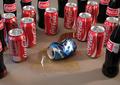colawars  - coke fan art