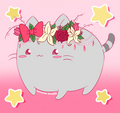 cute Pusheen  - pusheen-the-cat photo