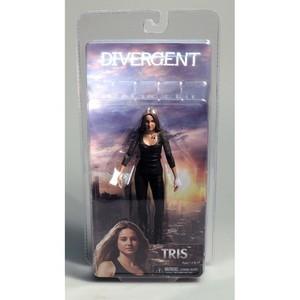 divergent 7 inch 17cm action figure set of 2 4
