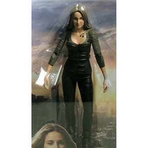 divergent 7 inch 17cm action figure set of 2 5