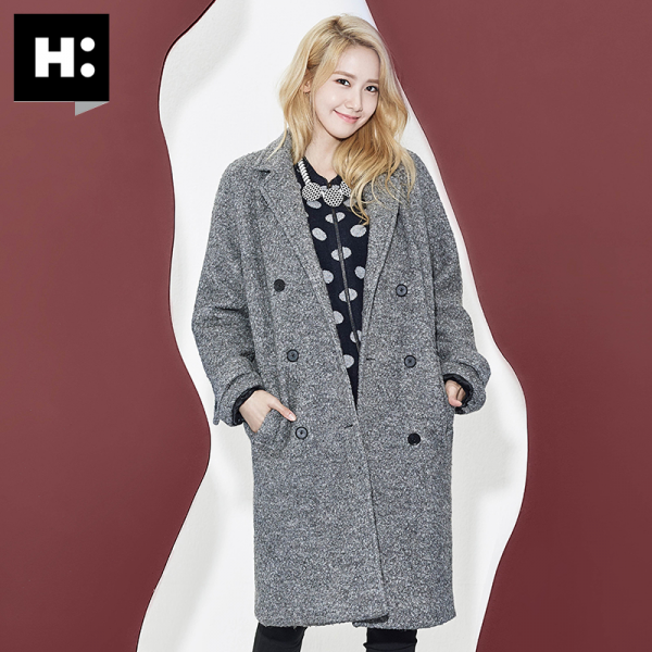 girls generation yoona hconnect photos fall winter 2015  1