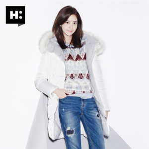 girls generation yoona hconnect foto-foto fall winter 2015 2