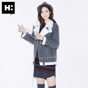 girls generation yoona hconnect photos fall winter 2015 5