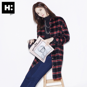 girls generation yoona hconnect photos fall winter 2015