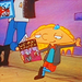 hey arnold icons - hey-arnold icon