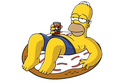 homers dream - the-simpsons photo