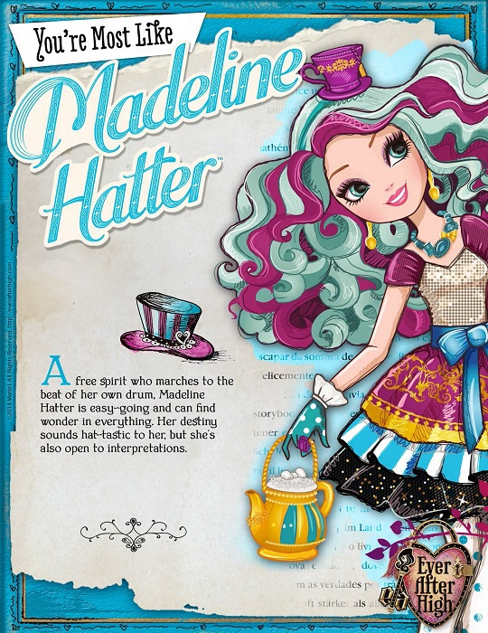 Raven Queen Cerise Hood And Madeline Hatter Images Image Wallpaper Background Photos