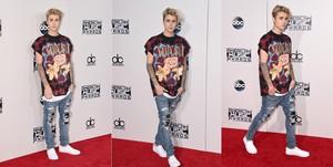 justin bieber,American musik Awards,2015