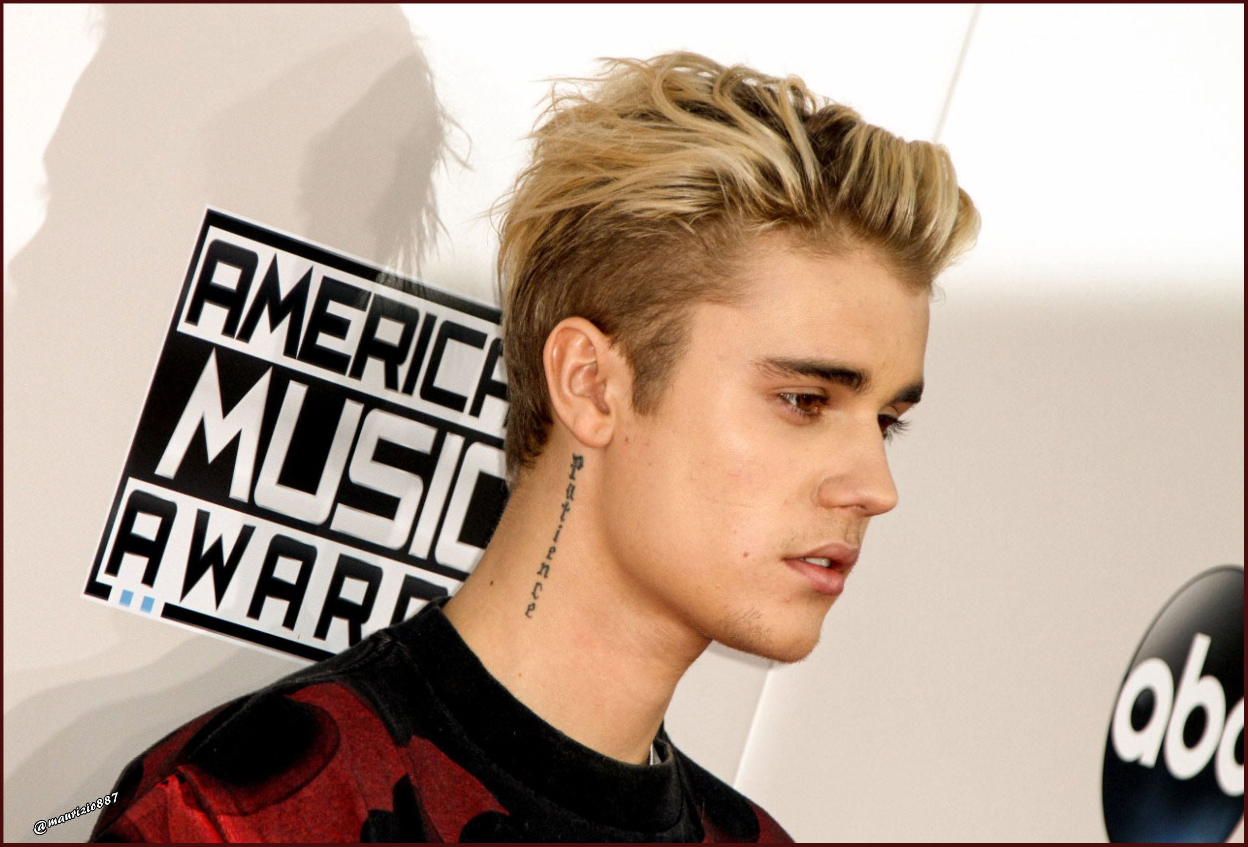justin bieber,American musique Awards,2015