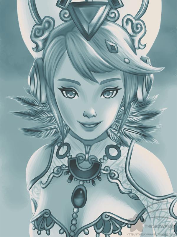 Lana 2 9 17 2015 By Theskywaker D9a7115 Cia Hyrule Warriors Fan Art 39051172 Fanpop