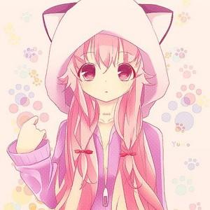 ピンク くま, クマ girl