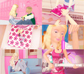 the barbie diaries - barbie fan art