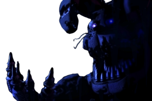 transparent nightmare bonnie  free to use  by fearlessgerm82 d8sjjn8