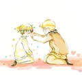 Ameripan Cuteness! - hetalia-couples photo