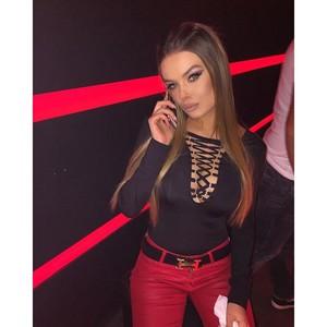Beautiful Albanian Girl Kristina Prengaj Model Miss Girl Albânia People