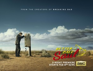 'Better Call Saul' Season 1 Promotional Poster