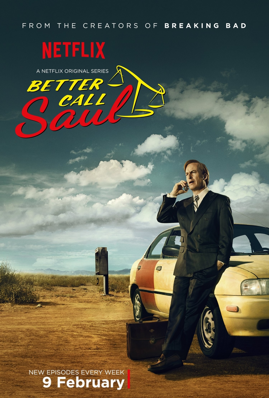 Better Call Saul Temporada 1 720p  Español Latino – Ingles