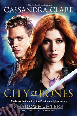 'City of Bones' TV Tie-in cover