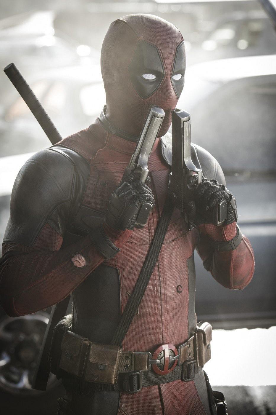 'Deadpool' (2016) Promotional ছবি