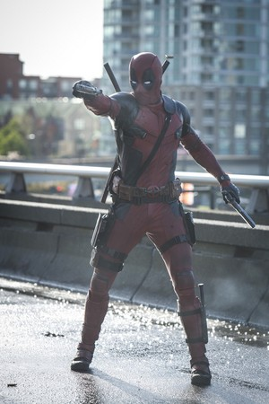 'Deadpool' (2016) Promotional 写真