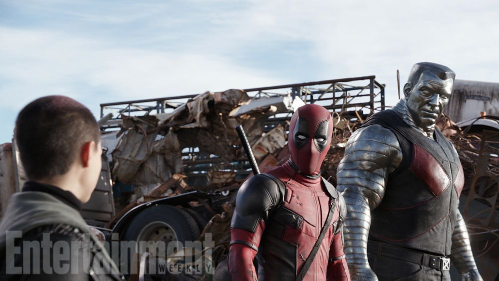 'Deadpool' (2016) Still