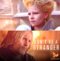 """Don't be a Stranger"" - the-hunger-games photo"