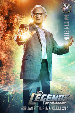 Dr. Martin Stein Poster