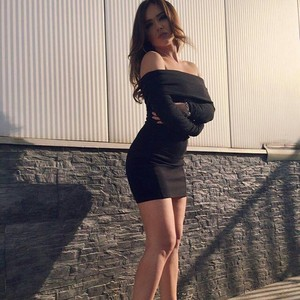 Ilda Bejleri Albanian TV Girl 阿尔巴尼亚